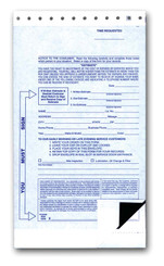 Night Drop Envelopes 2 Part - 500 per box