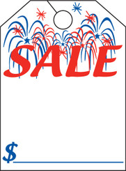 Mirror Hang Tags (Jumbo) Fireworks Sale