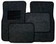 Black Floor Mat