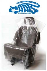 CAATS Standard Seat Covers   (.5 mil) - 500 per roll