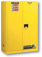 Industrial Safety Cabinets Self Closing Door (45 Gallons)