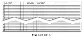 Route Sheet/Appointment Pad   Form# RS 57