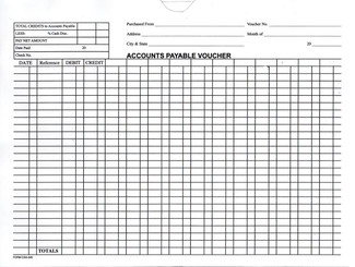 Cash N Carry >> Accounting & Bookkeeping Forms to Keep Your Business Organized