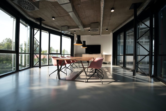 fit out office meeting room lismore
