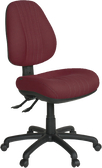 Sahara High Back Typist Chair - From $389.00