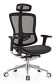 Low Executive Mesh Office Chair - AS-801H