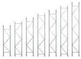 Pallet Racking Frames - From $125.00