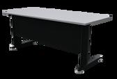 Taskfurn cSPACE Straight Desk Range - From $269.00
