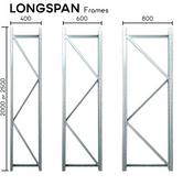 Longspan Frames Range - From $66.00