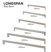 Longspan Beams Range - From $17.00