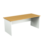 Taskfurn Open Straight Desk Range - Without Cable Entry Holes