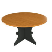 Taskfurn Round Meeting Table Range - From $199.00
