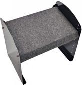 High Rise Ergonomic Footrest