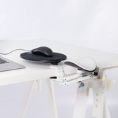 Ergo Rest Adjustable Forearm Support With Mouse Pad