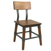 Genoa Timber Cafe Chair