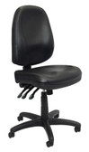 P0500 Heavy Duty Ergonomic High Back Chair