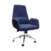 Lujo Executive Medium Back Chair