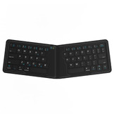 Ergonomic Kanex Foldable Travel Keyboard