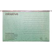 Initiative Green Suspension Files Box Of 50 - On Sale