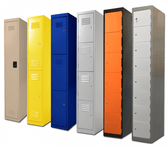 Statewide 300mm Wide Lockers Range - From $255.00