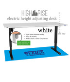 HighRise  Electric Height Desk Range - From $549.00
