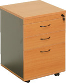 Mobile Pedestal - 3 Drawer