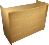Taskfurn Reception Desk Range - From $439.00