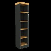 Taskfurn Slim Bookcase