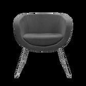 Sled Splash Cube Lounge Chair