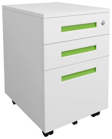 Handles - Green