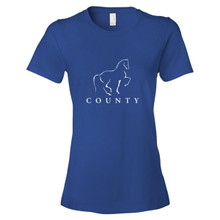 DRESSAGE T SHIRT - Women's short sleeve t-shirt - Form Fitting