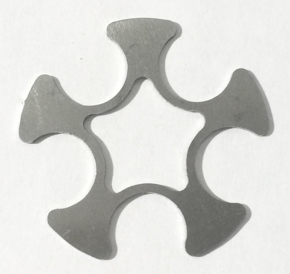 Moon Clip 9 MM Taurus 905 Stainless Steel Package of 1