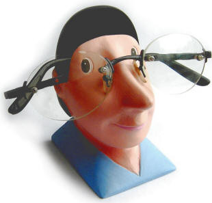 Adam Eyeglass Multipurpose Holder