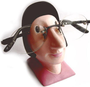 Eve Eyeglass Multipurpose Holder