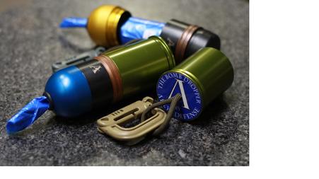 40mm Grenade Poop Bag Holder