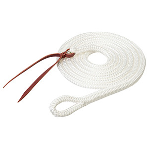 "Silvertip Yacht Braid Lead, 9/16"" x 15' by Weaver - White"