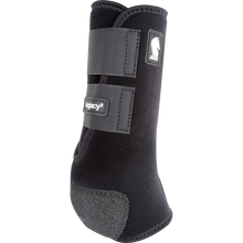 Classic Equine Legacy 2 Hind Splint Boots Solid