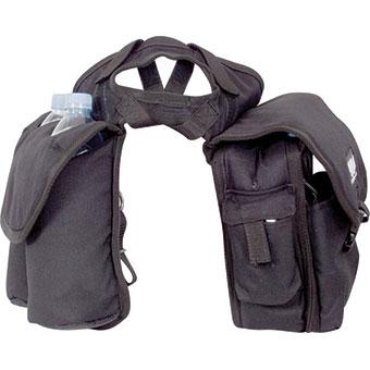 Cashel Medium Horn Bag Black