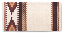 1332-1 Mayatex Cowtown Blanket Cream, Fawn, Shepard, Black