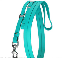 Berlin Beta BioThane Barrel Reins Teal BE516T