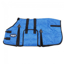 Tough-1 600D Miniature Stable Blanket W/Belly Wrap 32-8011-4-36