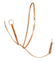 Schutz Brothers AD Martingale with Sliding Neckstrap