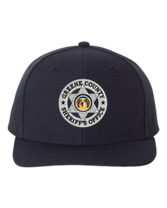 GCSO Embroidered Badge Pro Quality Cap - Navy