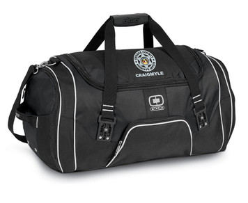 GCSO Embroidered Ogio Duffel Bag - Black PERSONALIZED