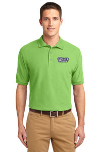 OMB Port Authority Men's Silk Touch Polo