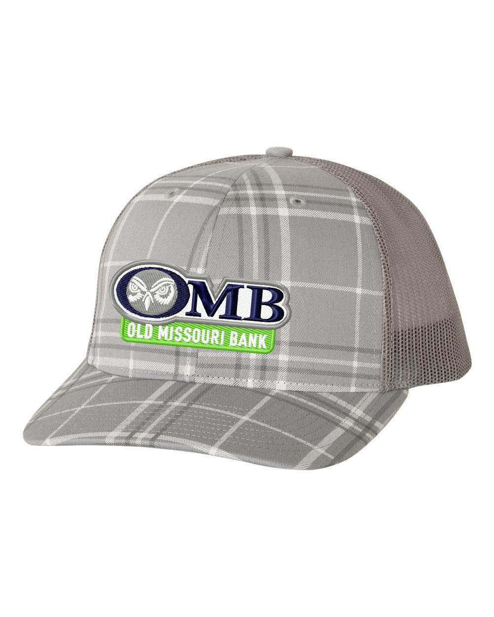 c7e344bf7b369 ... OMB Richardson Snapback Patterned Trucker Cap - NEW! Loading zoom