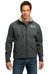 OMB Mens Port Authority TALL Soft Shell Jacket