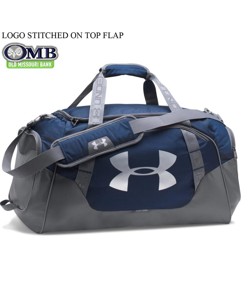 74f6540d3363 ... OMB UNDER ARMOUR Undeniable Duffle Medium - NEW! Loading zoom
