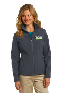 OMB Port Authority Core Soft Shell Jacket Ladies