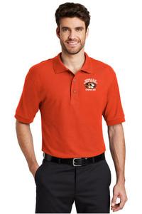 STRIPES 360 - Classic Men's Polo - Orange